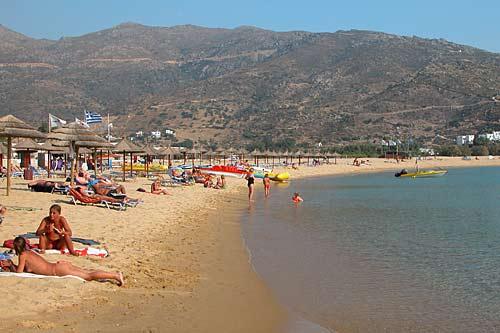 Ios Island Beaches